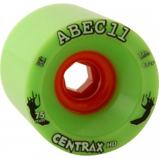Abec11 Centrax Hd 75mm 77a Lime Orange