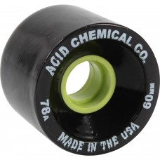 Acid Funner 60mm 78a Black Yellow