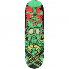 All I Need Knuth Wartime Gas Mask Deck 8.3