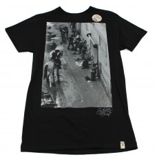 Altamont Americas Most Wanted S/S T-shirt SM Black