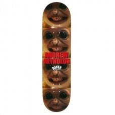 Baker AR Crazy Monkey Deck 8.125