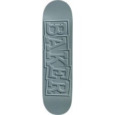 Baker AR Ribbon Grey Deck 7.875 x 31.5 Deck