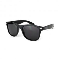 Baker Brand Logo Sunglasses Black White