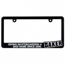 Baker Narc License Plate