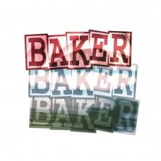 Baker Ribbon SP21 Sticker Asst