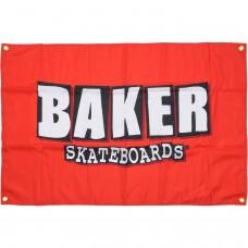 Baker Brand Logo Flag 3' x 5'