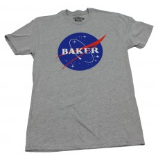 Baker Apollo S/S T-shirt SM Grey