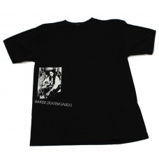 Baker Too Drunk To Pho S/S T-shirt MED Black