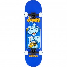 Birdhouse Jaws Old School Complete 7.5 Blue