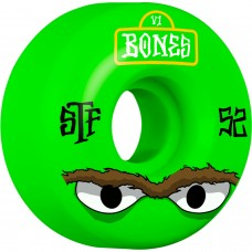 Bones Mean Greens 52mm STF