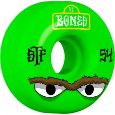 Bones Mean Greens 54mm STF