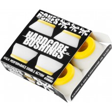 Bones Bushing Hard Core #3 Medium Yellow White Set
