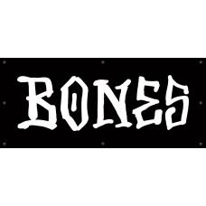 Bones 42x16 Vinyl Banner