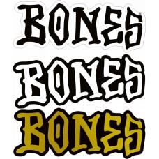 Bones Sticker Med