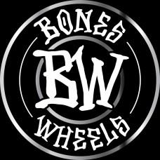 Bones Branded 6 Sticker