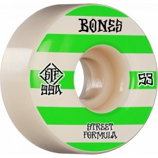Bones Patterns V4 Wide 53mm STF 99a Wheels