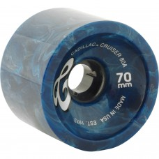 Cadillac Cruiser 70mm Wheels Blue Marble