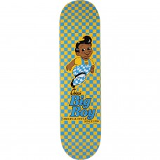 Chocloate Brenes Checkers Big Boy Deck 8.25