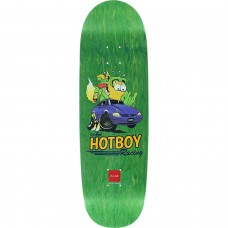 Chocloate Tershy Hotboy Racing Deck 9.25x32