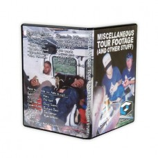 Consolidated Misc Tour Footage DVD