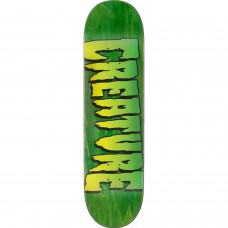 Creature Logo Stumps Deck 8.51
