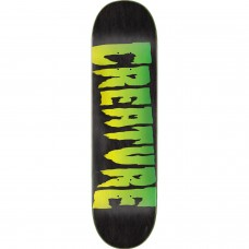 Creature Logo Stumps Deck 9.0