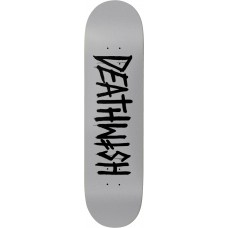 Deathwish Death Tag Grey Pearl Deck 7.87