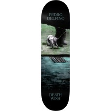 Deathwish PD Dro With Dog Deck 8.25 x 31.5 Deck