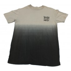 Deathwish Deathstack S/S T-shirt SM Faded Black Grey