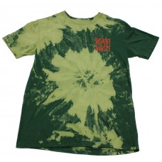 Deathwish The Truth S/S T-shirt SM Green Tye Dye