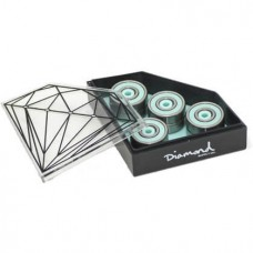 Diamond Smoke Rings Abec 7 Bearing Set