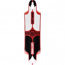Earthwing Supermodel 39 Dt Deck 9.75x39 Red Black White