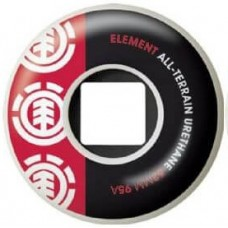 Element Section 52mm White Black Red 95a AT
