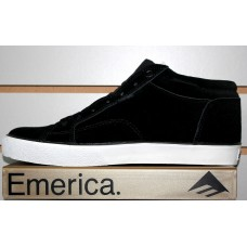 Emerica Hsu 2 Fusion Black White Gum 8.5