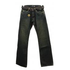 Emerica Skelter Denim Jeans 26 Tobaco