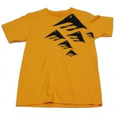 Emerica Flip Side 2.0 Basic S/S T-shirt SM Gold
