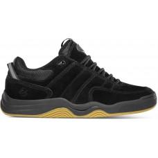 ES Evant Black Black Gum Shoe 10.5