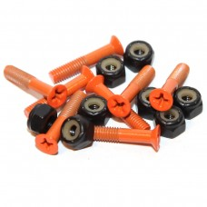 Essentials Orange 1 Inch Phillips Bolts