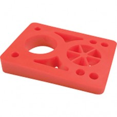 Essentials Angled Shock Pad 1/4x1/2 Red