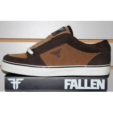 Fallen Tguns Dark Chocolate Brown 8.5