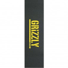 Grizzly Grip 1 Sheet Lemon Stamp