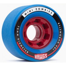 Hawgs Mini Zombie 70mm 78a Blue