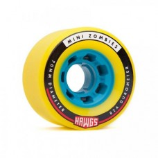 Hawgs Mini Zombie Hawgs 70mm 82a Yellow