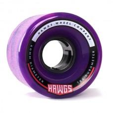 Hawgs Chubby Hawgs 60mm Purple Pink 78a Stone Ground