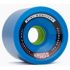 Hawgs Mini Monster 70mm 78a Blue
