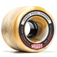 Hawgs 63mm Fattie Hawgs Mocha Swirl 78a