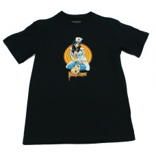Hook Ups CPR Nurse S/S T-shirt SM Blue