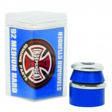 Independent Standard Cylinder Bushing 92a Blue 2pr W/Washers