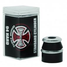 Independent Standard Cylinder Bushing 94a Black 2pr W/Washers