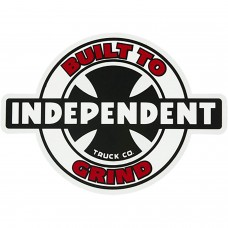 Independent 95 BTG Ring Decal 4x5.5 Single
